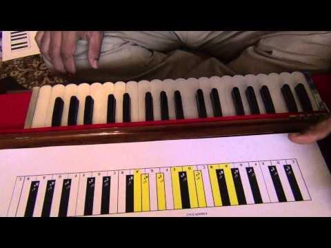 103 Harmonium Lessons For Beginners video