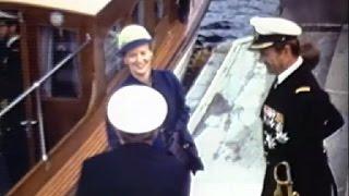 Holmen, kongefamilien og Søværnet