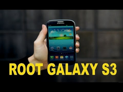 Como Rootear Galaxy S3 en 2 pasos