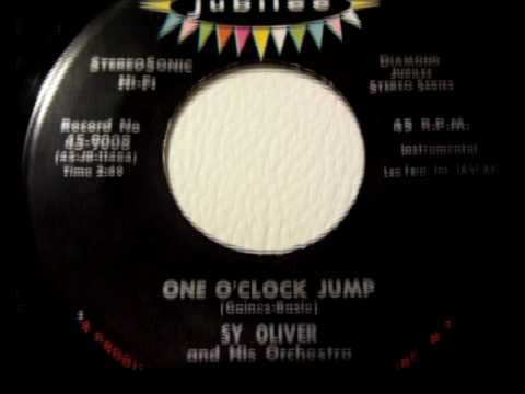 Sy Oliver - One O'Clock Jump