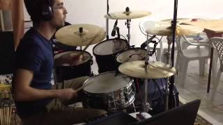 Evanescence-Bring me to life drum cover by ozyi