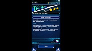 Yugioh Duel Links - Duel Quiz Level 3 : Lords of Shining 2