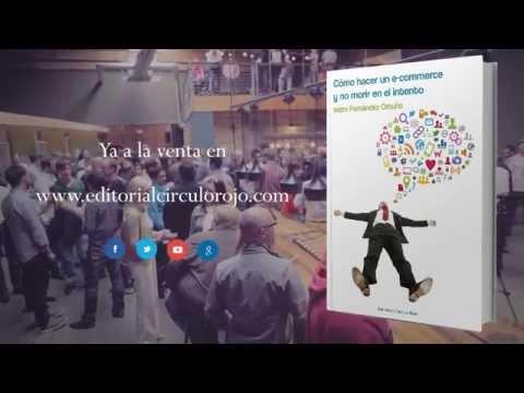 Cómo hacer un e commerce  Booktrailer   Editorial Círculo Rojo