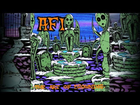 AFI - The Art Of Drowning (2000) Full Album Stream [Top Quality]