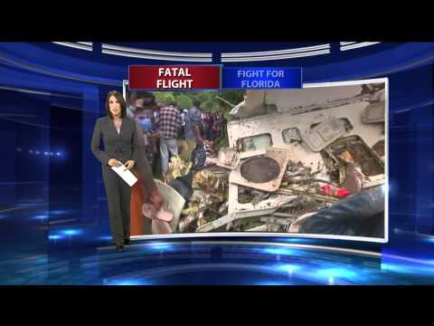 WSVN - 7 News Today in Florida - Long Montage OUTLINED 9/26/11