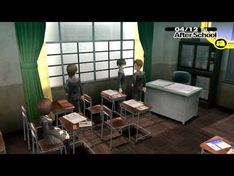 Shin Megami Tensei Persona 4 - PCSX2 1.0.0 + Widescreenhack - 1080p