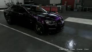 HSV Vs Zackspeed Capri! I WANT THE RACE CAR BACK. Silly Car Build Episode 1