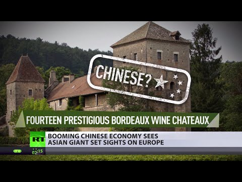Europe slowly becoming Chinese