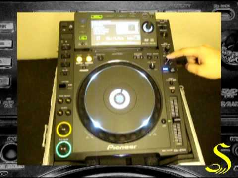 Product Review:  Pioneer CDJ-2000