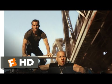 Fast Five (2/10) Movie CLIP - Over the Cliff (2011) HD thumbnail