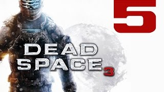 DEAD SPACE 3 Gameplay Español Capitulo #5  Tucker Edwars
