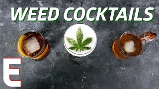 Making Weed Cocktails At Gracias Madre In Los Angeles