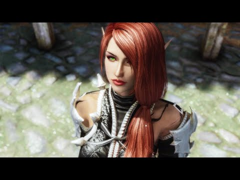 Skyrim Mods - Week 139 - Sabrina and Growing Up in Skyrim