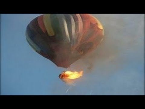TOURISM Tragedy! BALLOON POPS in EGYPT - 19 DEAD Feb. 28, 2013