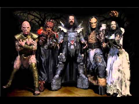 Lordi - Hard Rock Hallelujah (Offical Instrumental)
