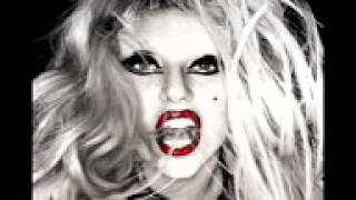 Lady Gaga - Judas Official Instrumental