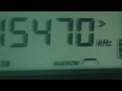 15470 kHz Vatican Radio via Tinang | Philippines