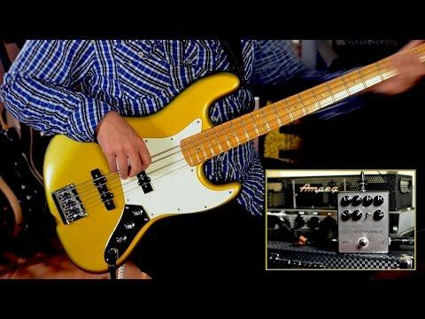 Awesome Bass Drive !!! - Tritonlab Fet Overdrive - René Flächsenhaar video