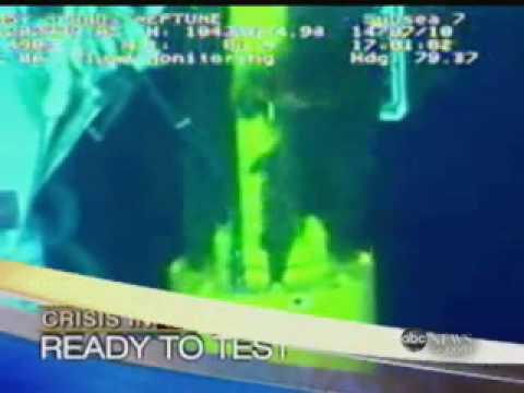 Gulf Oil Spill  BP's Cap a Success after 87 days.mp4
