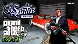 GTA V #42 | TUNING VAPID BULLET - MICHAEL O PRODUTOR (GTA 5/1080 HD/PT)