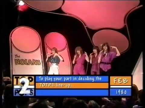 The Nolans - You Make Me Feel Like Dancing