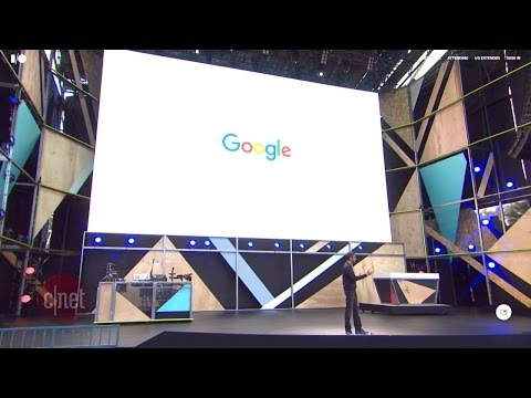 Google I/O 2016 live stream