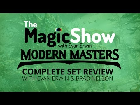 Complete Modern Masters Set Review - Green