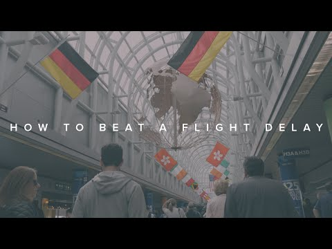 How To Beat A Flight Delay | TRIBETYLEREU