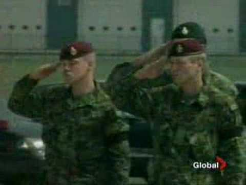 Remembrance Day Soldier Cries  (Soldiers Cry)