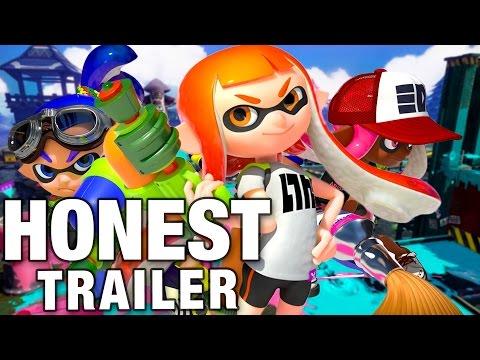 SPLATOON (Honest Game Trailers)