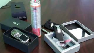How to Empty and Refill a Butane Lighter