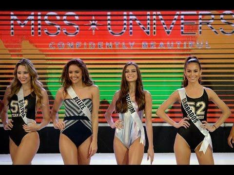 Мисс вселенная 2017 конкурс купальников