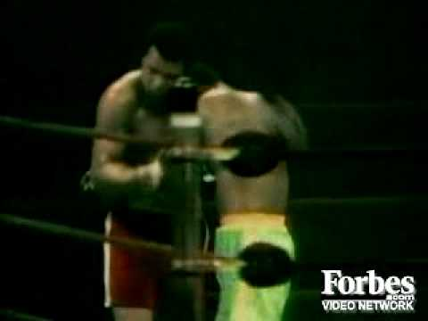 Jim Clash Interviews Smokin' Joe Frazier (Part 1) Video