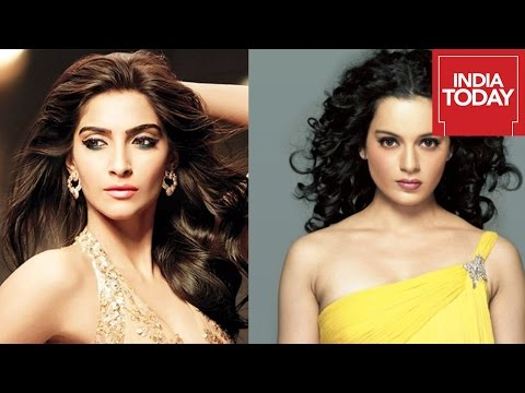Sonam Kapoor Speaks Up For Kangana Ranaut
