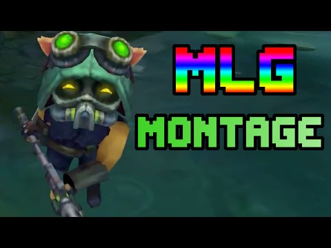 Epic MLG Teemo Montage - League of Legends