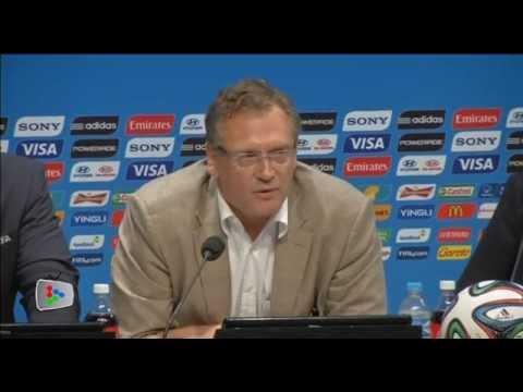 Valcke: Suarez needs treatment