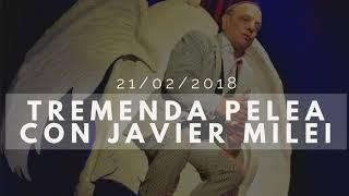 Baby Etchecopar - Tremenda Pelea Con Javier Milei