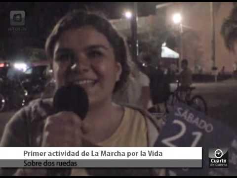 Realizan Marcha por la Vida en Tepatitlán