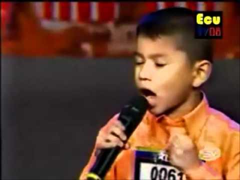Ecuador Tiene Talento - Leonardo Chévez Tomalá