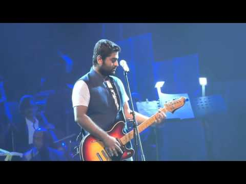 Sanam Re - Sanam Re Title Song Arijit Sing Live  Performance HD