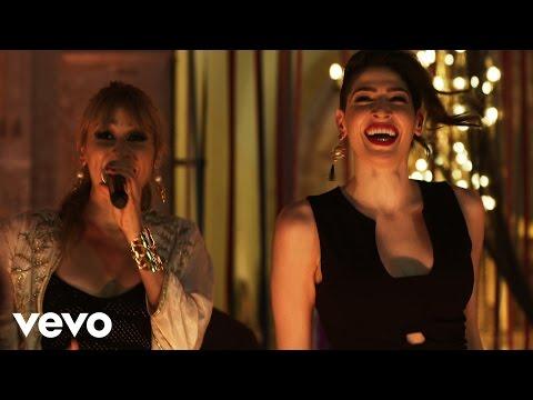 Los Ángeles Azules Mi Niña Mujer ft. Ha*Ash pop music videos 2016 latino