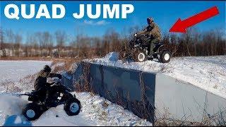 Drift Quad Snow Jump
