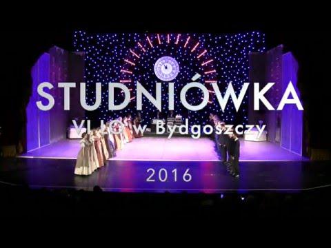 Studniówka VI LO W Bydgoszczy 2016