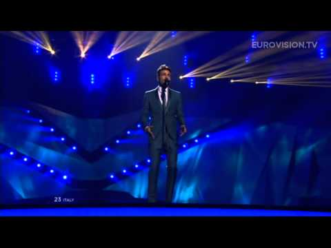 Marco Mengoni - L&#039;Essenziale (Italy) - LIVE - 2013 Grand Final