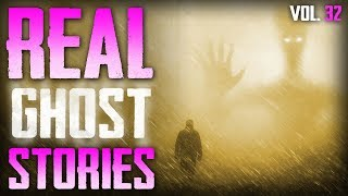 My UFO Sighting With Footage | 10 True Scary Paranormal Ghost Horror Stories (Vol. 32)
