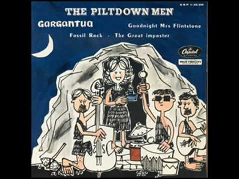 The Piltdown Men - Brontosaurus Stomp Video
