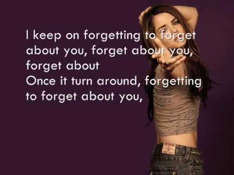 JoJo - Keep Forgetting (To Forget About You) ~New 2009 Song + Lyrics~