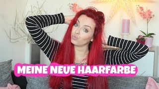Haare rot farben ohne aufhellen