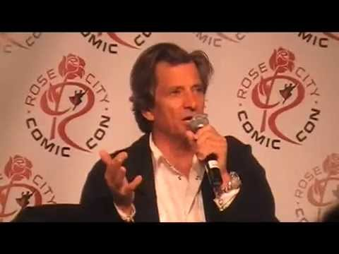Dirk Benedict talking about Fred Astaire