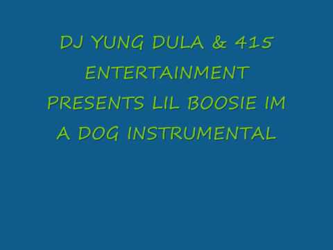 Lil Boosie- Im A Dog Instrumental [no Hook] video
